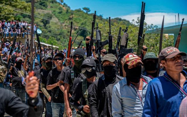 En ningún caso se acepta que se armen grupos llamados autodefensas: AMLO