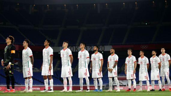 México sacó sus mejores calificaciones de Tokio 2020, ante Corea del Sur