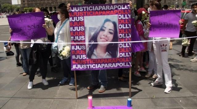 Muere Fernanda Olivares, 'Polly', joven atropellada en Iztacalco