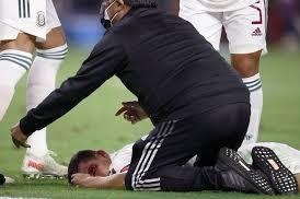 Se acabó la Copa Oro 2021 para Hirving Lozano
