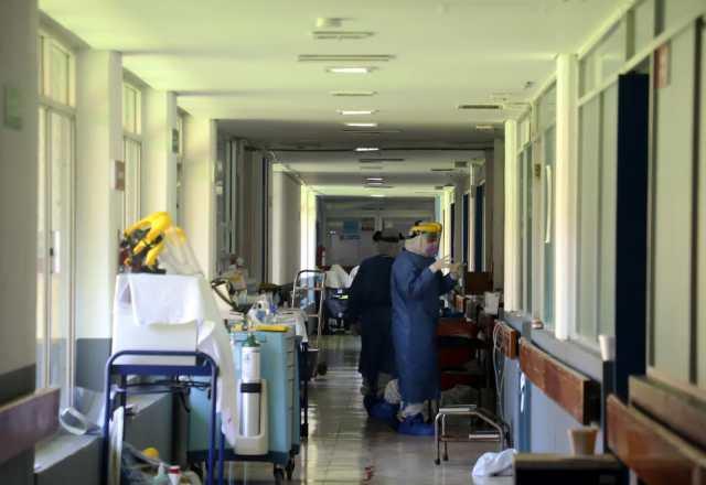 Reporta LC ocupación hospitalaria del 91.6 por ciento en áreas COVID-19
