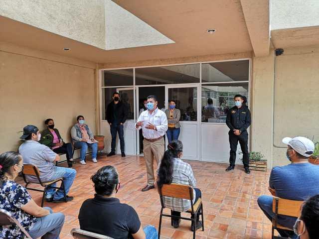 SSM ha capacitado y orientado a 43 mil 237 michoacanos sobre COVID-19