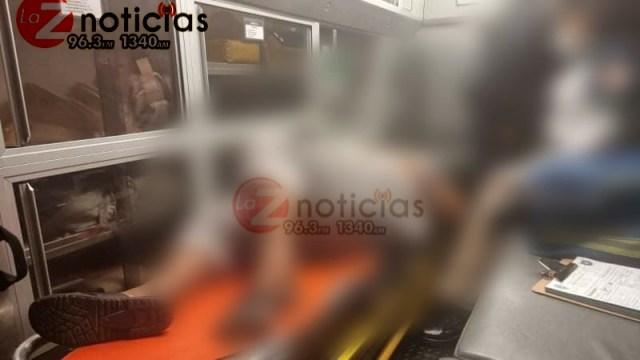 Delincuentes balean a mujer en la Valencia Segunda Sección