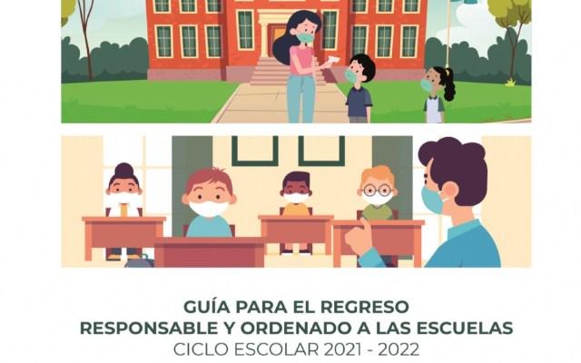 SEP explica las medidas necesarias para el regreso a clases