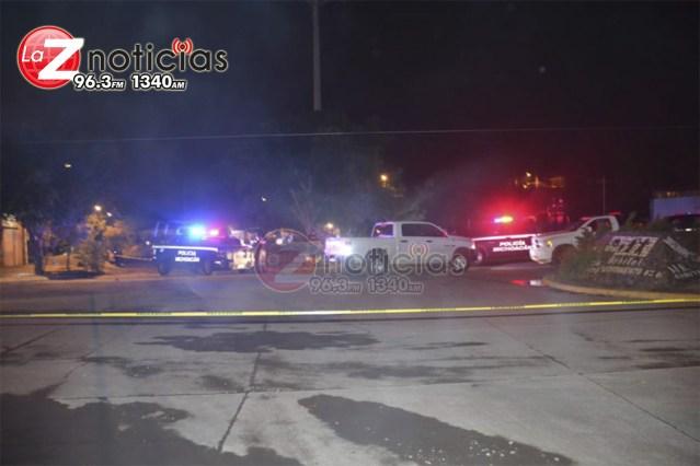 Asesinan a tres en la vía pública de Toreo el Bajo en Uruapan