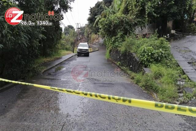 Localizan cadáver baleado en la colonia Valle de las Delicias