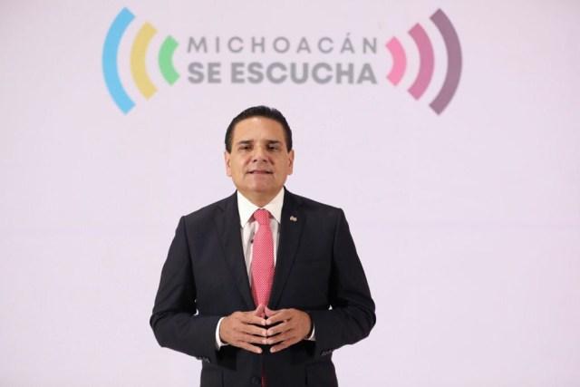 Mensaje del Gobernador Silvano Aureoles Conejo
