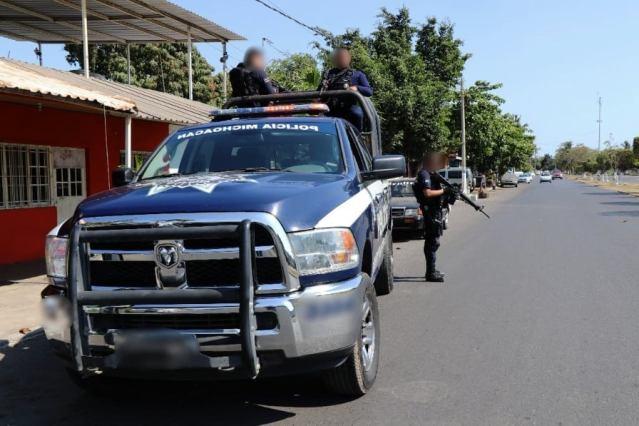 En Cuitzeo, localiza SSP a persona presuntamente privada de la libertad