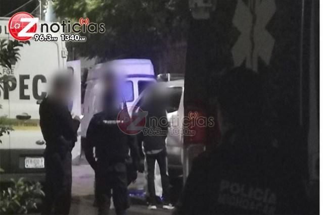 Hombre es baleado en Quiroga y fallece en una clínica