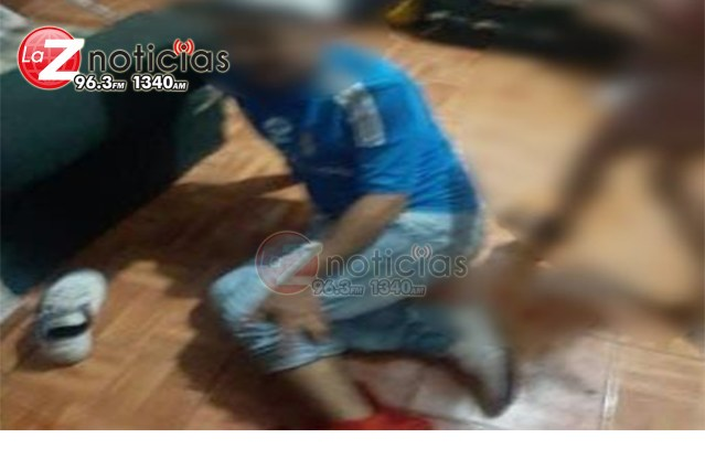 Delincuente le dispara en 5 ocasiones y lo deja herido de un pie, en Zamora