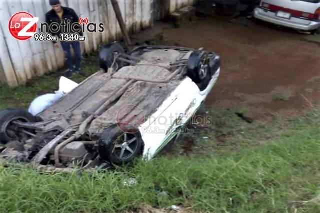 2 accidentes de autos en Uruapan; hay 2 lesionados leves