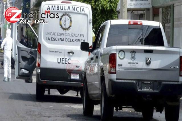 Cadáver baleado es hallado en el camino al Hospital Regional de Cd. Hidalgo