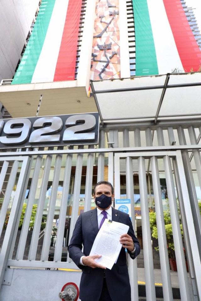 «Hoy en México el poder se usa para la persecución política»: Silvano
