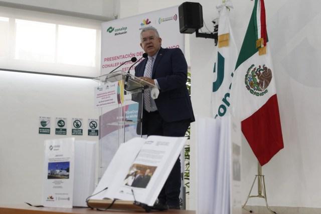Presenta Conalep Michoacán su Libro Blanco de transparencia