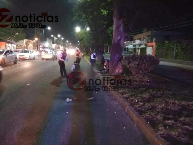 Mujer muere arrollada en la avenida Francisco I. Madero de Morelia