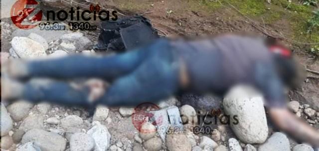 Encuentran cadáver putrefacto y con huellas de violencia en barranca de Chilchota