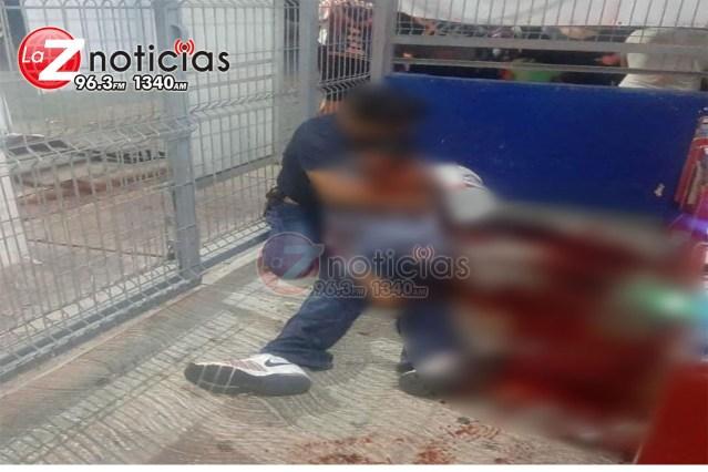 Hombre es asesinado a tiros en una tienda de Zamora