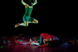 Cappuccetto Rosso - Compagnia Atacama - Teatro Biblioteca Quarticciolo - 30 ottobre 2016