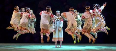 sacre du printemps ballet