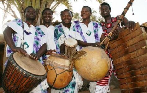 afrique musicien