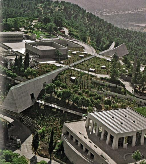 yad vashem architecture