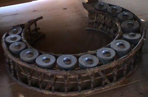 gongs bulbés
