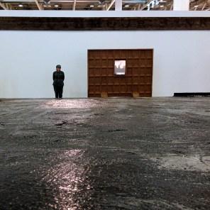 Theaster Gates Art | Basel 2013 (Oeuvre : droits réservés aux ayants droits / photo : alain walther)