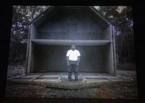 """Exposition Steve McQueen au Schaulager à Bâle. Dimanche 11 août 2013. """"Deadpan"""", 1997   Photo alain walther. DR ayants droits de l'oeuvre"""