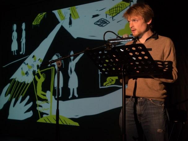 BenjaminJungers-nuitdulivreaudio-lecture-mediathequemalraux-strasbourg-alainwalthe