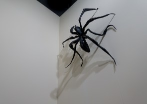 louise bourgeois spider art basel 2016 alain walther