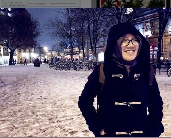 Kabar Alumni Amalia Ardianingsih Yang Melanjutkan Studi Ke Jerman
