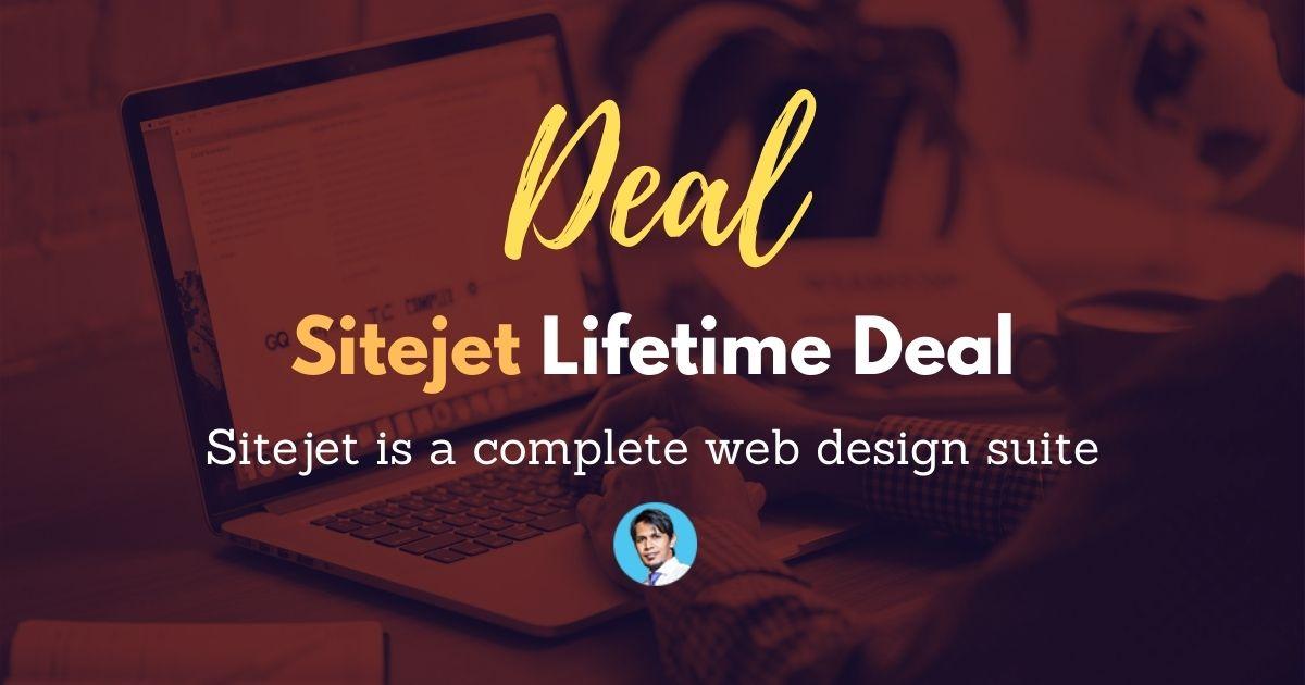 sitejet-lifetime-deal