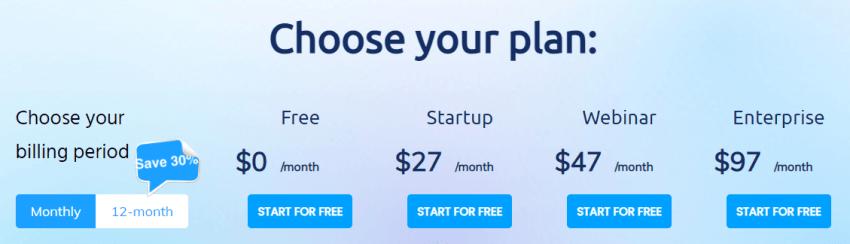 systeme.io-pricing