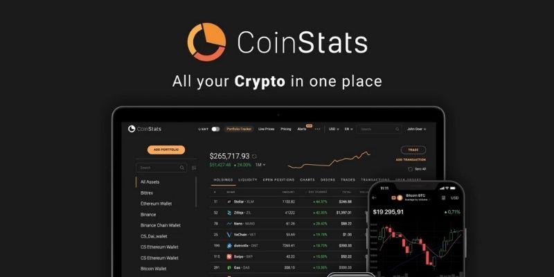 CoinStats - Crypto Portfolio Manager