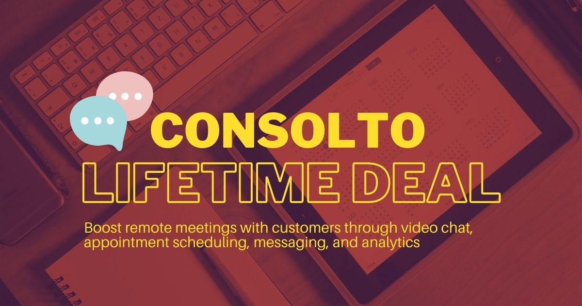 Consolto-Appsumo-Lifetime-Deal