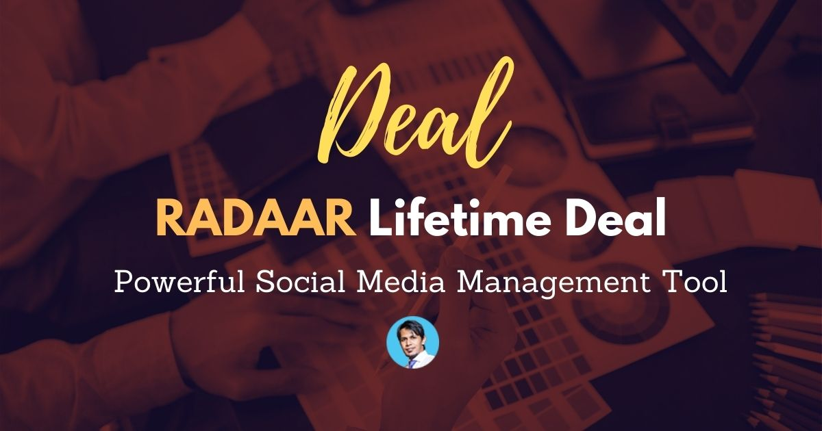 RADAAR-Lifetime-Deal-And-Review