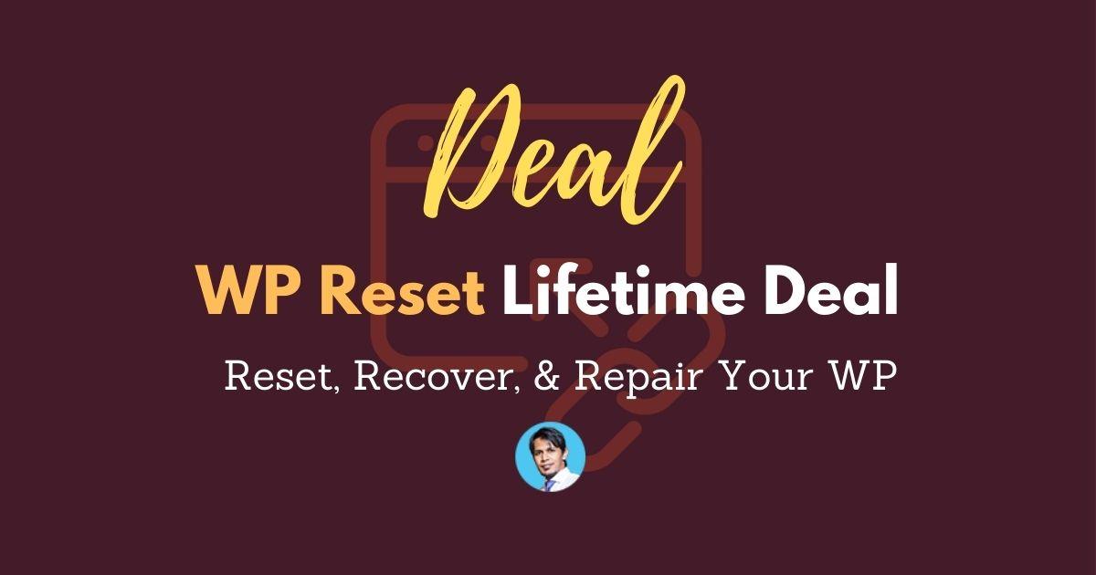 WP-Reset-Lifetime-Deal-Review