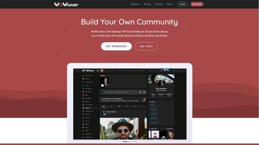 WoWonder-PHP-Social-Network-Script