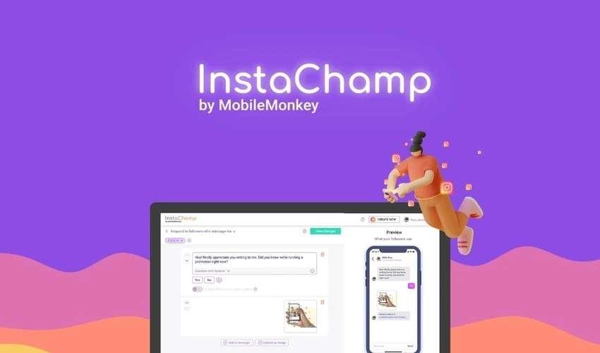 InstaChamp-appsumo-lifetime-deal-image