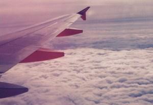 La princesse aux ailes d'avion