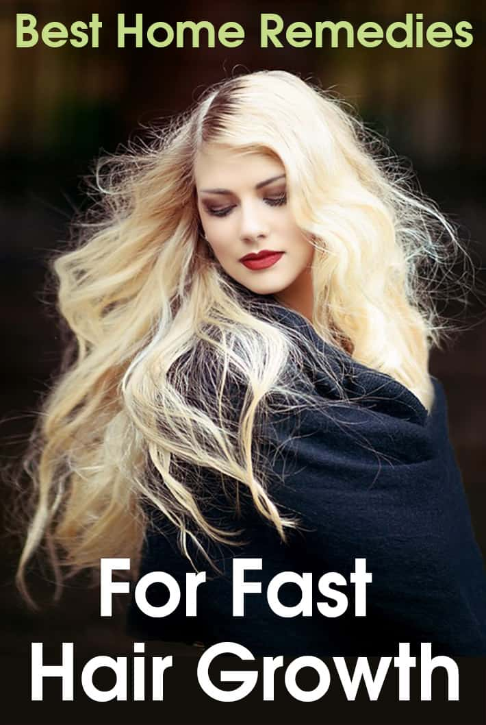 Best Home Remedies For Fast Hair Growth