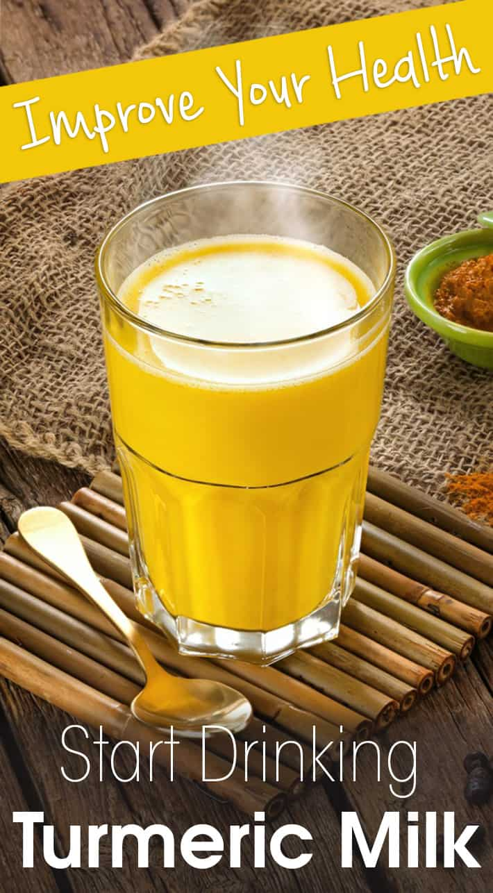 Improve Your Health: Start Drinking Turmeric Milk