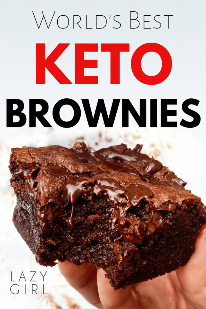 World's Best Keto Brownies