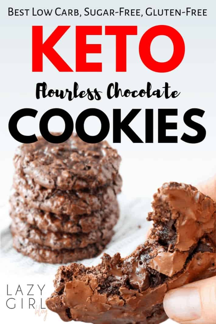 Best Flourless Keto Chocolate Cookies