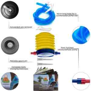 Exercise Ball Parts