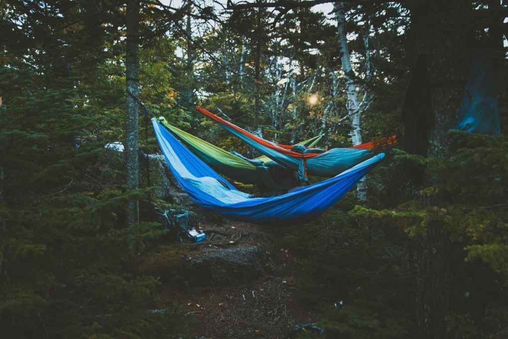 Getting to know your Hammock more