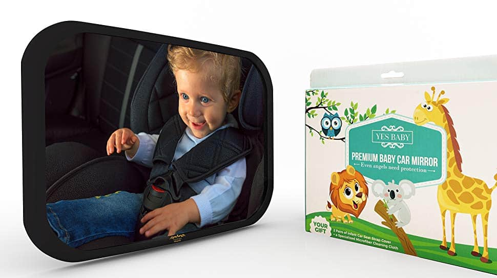 Yes Baby Premium Car Seat Mirror