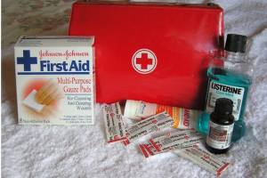 Camping 101_First Aid Kit