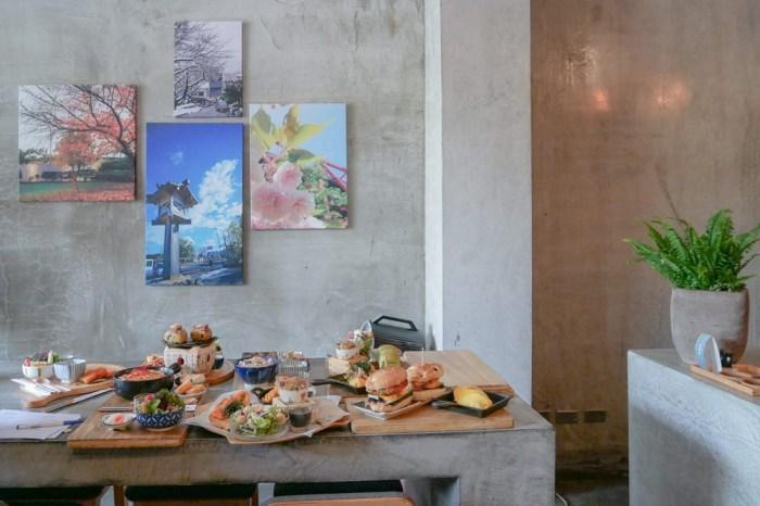 高雄早午餐   初日珈琲,豐盛好吃的高人氣日式早午餐(鄰近捷運凹子底站)