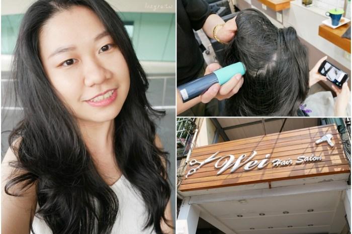 鳳山髮廊   夏日頭皮保養&護髮交給Wei hair salon